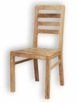 Farmhouse Reclaimed Teak Dining Chair