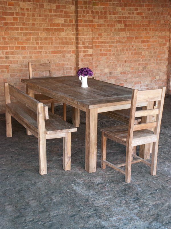 Harvest Table And Bench Plans