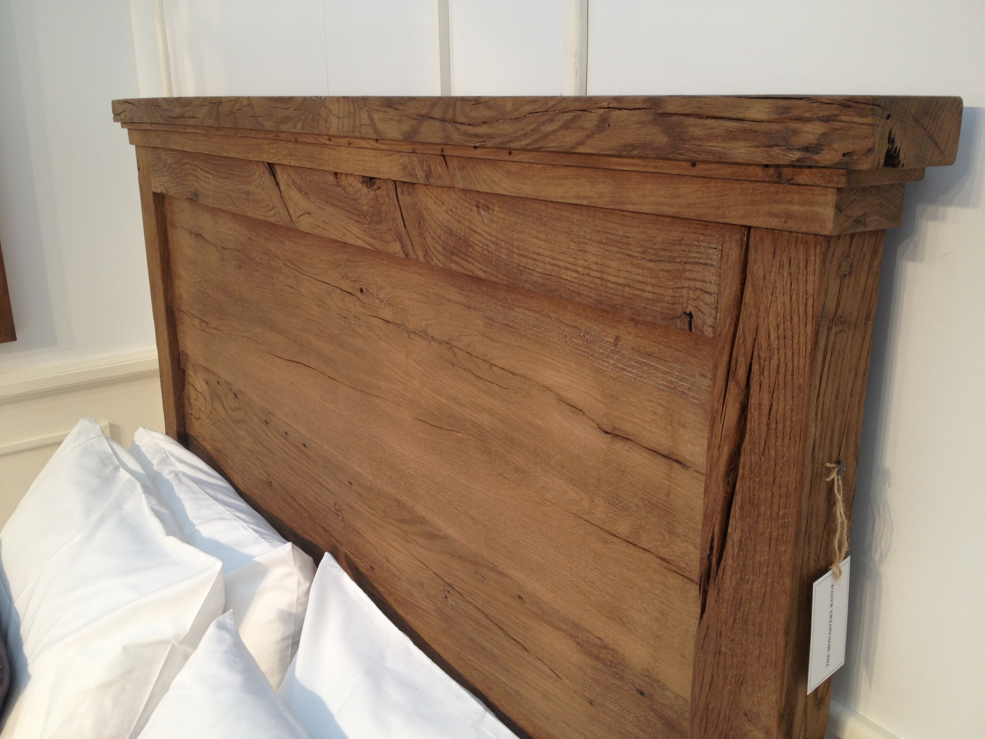 reclaimed wood headboard king size meet our trade team at fair international mobius 7654